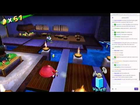 Mario Sunshine (Stream) - [3] Coin Collecting, The Game