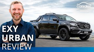 2019 Mercedes-Benz X-Class EXY Urban Review | carsales