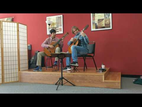 Masterclass with David Russell