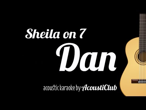 Sheila on 7 - Dan (Acoustic Guitar Karaoke)