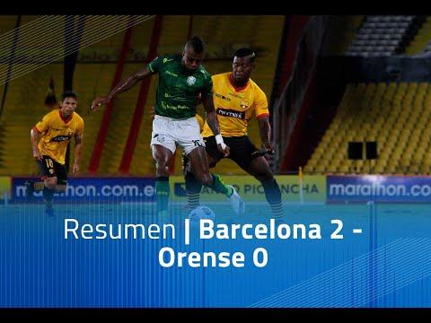 Barcelona SC Orense Goals And Highlights