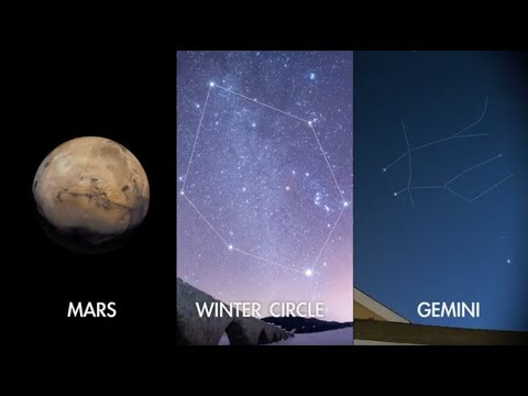 What's Up: February 2021 Skywatching Tips from NASA