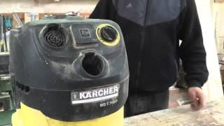 видео Для какой работы подходят промышленные пылесосы.