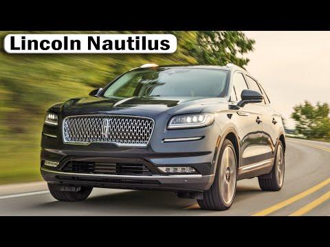 New 2021 Lincoln Nautilus - Interior, Exterior & Running Footage