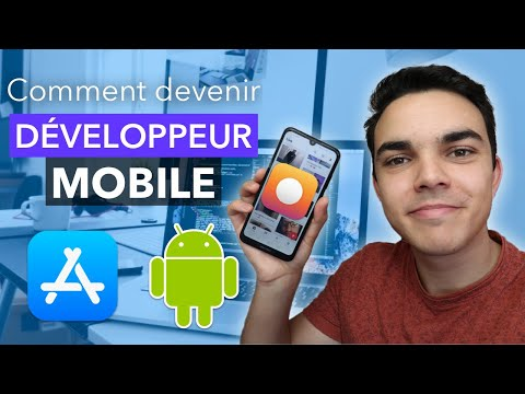 Comment Devenir Développeur Mobile ? - Driss AS