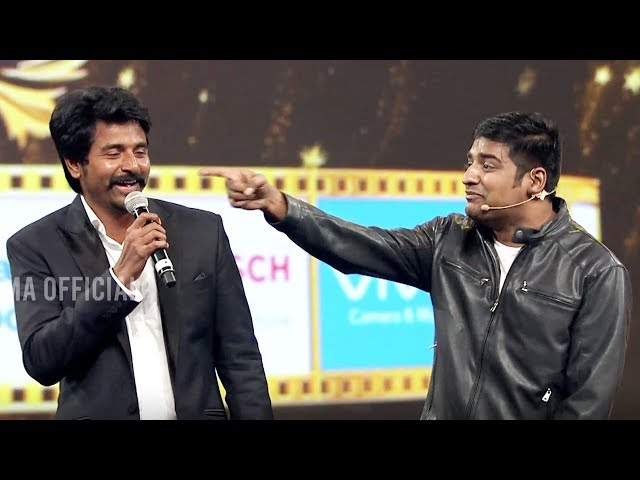 Shiva Karthikeyan Hillarious Comedy with Satish