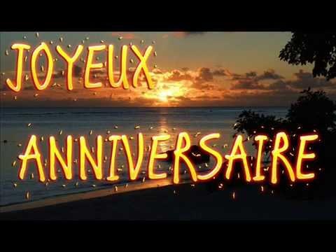 Joyeux anniversaire 2015 youtube - Bon d achat maison du monde ...