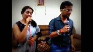 Dekha Ek Khawab To Ye Silsile Karaoke Track_sung by Vatsal Dave & Nilamben
