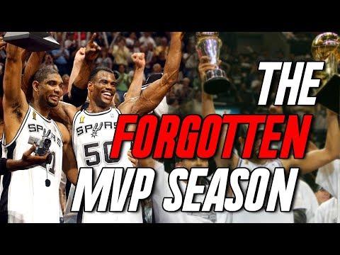 The MVP Season That's LITERALLY FORGOTTEN
