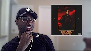 "PartyNextDoor -  ""Seven Days"" (REVIEW / REACTION)"
