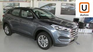 Hyundai Tucson Advance MT 4x2 2016 UNBOXING NetUAutos