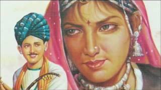 Ched De Tu Mera Dupatta... Shamshad Begum
