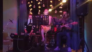 NI SHI WO DE YAN- (chinese song) (cover by: BRIGHT VERSION ACOUSTIC)