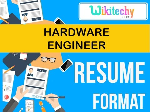 resume hardware engineer resume sample resume resume templates - hardware resume format