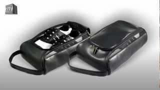 Masters Golf   Leatherette Shoe Bag BG23B