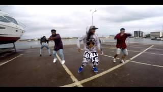 AlunaGeorge I M In Control Ft Popcaan Choreography By Cyutz Lil Jazz