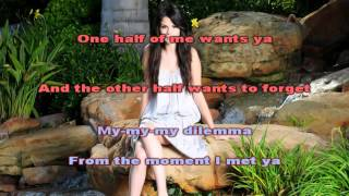 Selena Gomez & The Scene - My Dilemma Karaokê