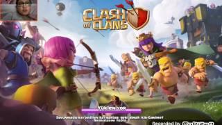 Clash of Clans 70 Barbar İle savaşmayı Denedim Oldu