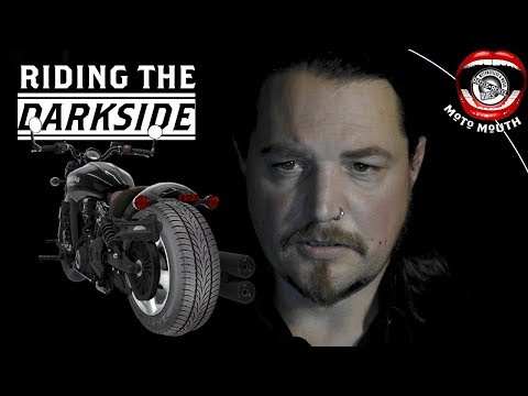 Why Ride The Darkside?: Using Car Tires On A Motorcycle | Moto Mouth | S5E27