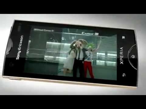 Xperia ray TV Commercial  20:22