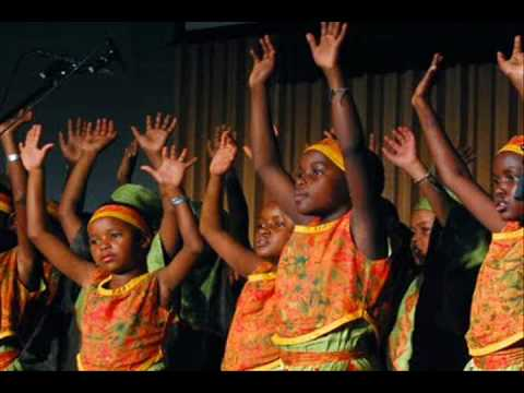Tapiola Children's Choir - Siyahamba