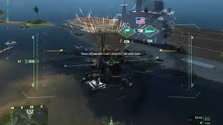 Crysis Wars USA Helicopter Gameplay