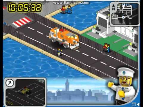 Lego city time to build lego online game youtube for Building builder online