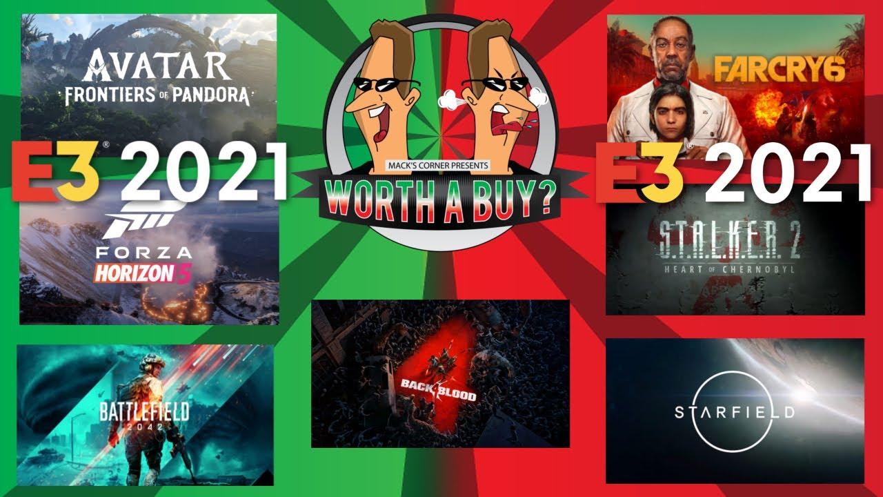 E3 2021 The Good the Bad and Take 2