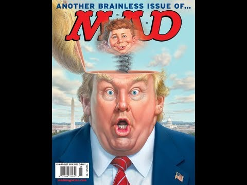 LOL! Trump Ain't CRAZY!!! We R, if We Believe This Nut House!!!