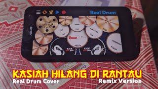 Gambar cover Real Drum Cover - Kasiah Hilang Di Rantau | Lagu Minang Terbaru 2019 - Rizael Studio