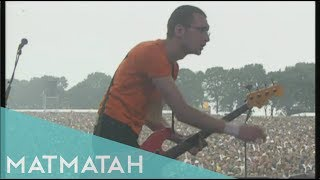Matmatah - OUT (Live at Les Vieilles Charrues official HD)