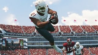 can dre overcome nagging injuries beat 1 ranked alabama ncaa football 14 rtg rb