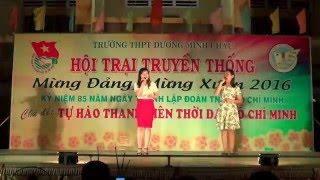 [Hội trại 2016] 16 - Ngọc Ánh & Thu Hiền - Đi bên anh mùa xuân