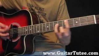 Ke$ha - TiK ToK, by www.GuitarTutee.com