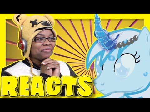 The Return of Snowdrop An MLP Animation Reaction