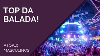 TOP 10 | PERFUMES BALADEIROS MASCULINOS | PARTE #1