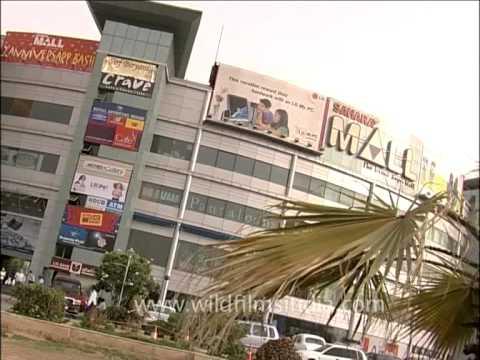 Sahara mall in Gurgaon, Haryana
