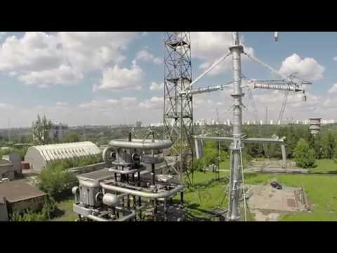 МРСК Сибири, СибНИИЭ. Быстромонтируемая опора ПБМ110-1