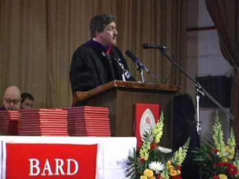 Bard Prison Initiative Graduation January 2017