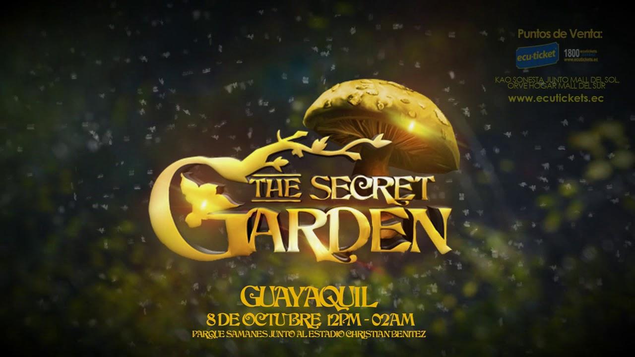 The Secret Garden Guayaquil - Ecuador - YouTube