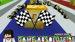 Main Lucky Block Race - Minecraft Indonesia