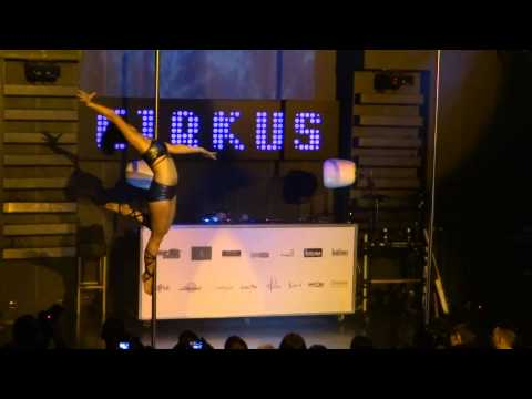 Natasa Belic - The Art of Pole Dance Slovenia