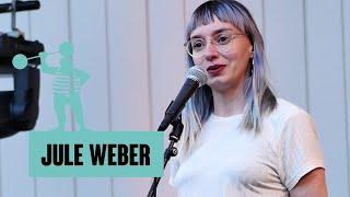 Jule Weber – Ich versuche seit 58 Tagen erfolglos zu weinen
