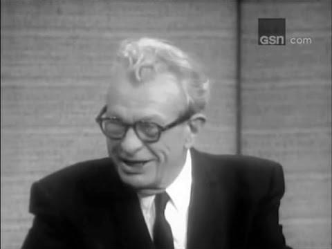 What's My Line?  Senator Everett M. Dirksen; PANEL: Phyllis Newman, Henry Morgan Jul 9, 1967