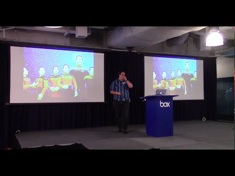 Box, Facebook, Pinterest and Yelp Present: DBA Lightning Talks