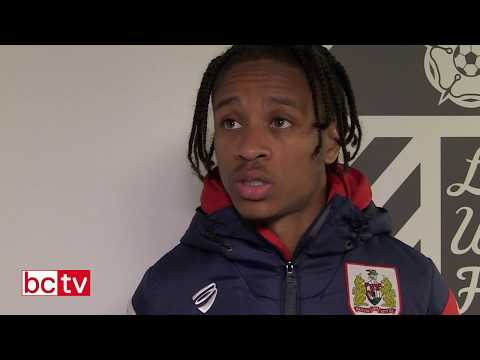 Bobby Reid Post-Leeds United away
