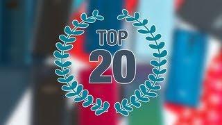 Top 20 smartphone phổ biến nhất năm 2018