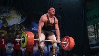 Тяжёлая атлетика от А до Ъ # 3 - подрыв