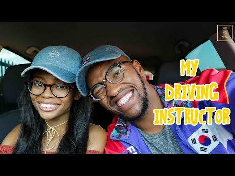 VLOG: My Driving Instructor