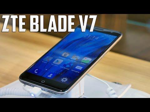 ZTE Blade V7, primeras impresiones #MWC16